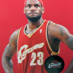 Scott's Jewelry and Sports Cards - LeBron James