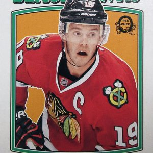 Jonathan Toews Hockey Card